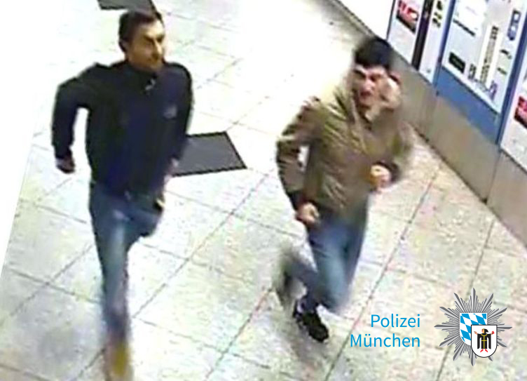Körperverletzung am U-Bahnhof Frankfurter Ring