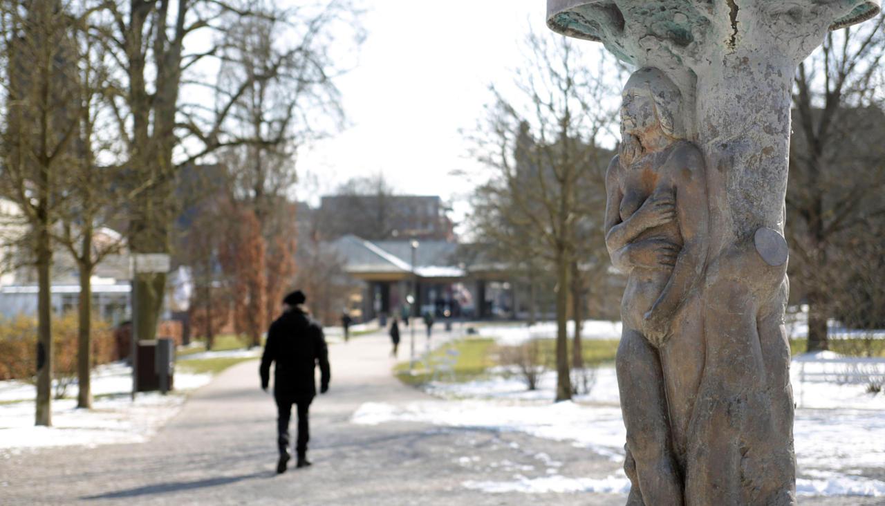 Vergewaltigung in Bad Nauheim: Kamera in der Nähe des Tatorts