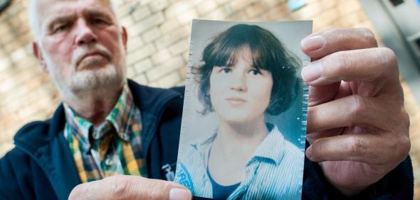 1981 wurde Frederike ermordet von Ismet H.  Ihr Vater kämpft bis heute