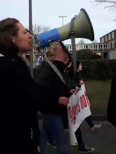 """Bottrop Livestream 2.0 """"Mütter gegen Gewalt"""" Demo"""