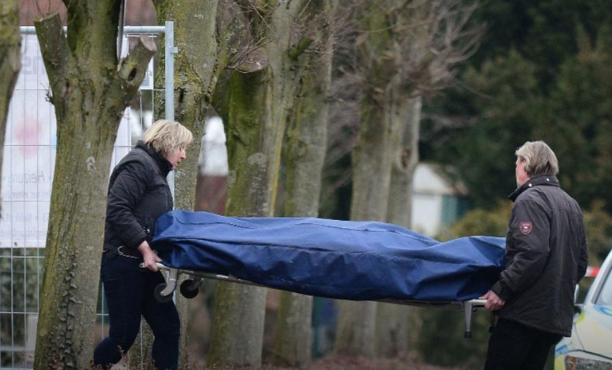 Bauarbeiter finden Leiche einer 15-jährigen Schülerin im Münsterland