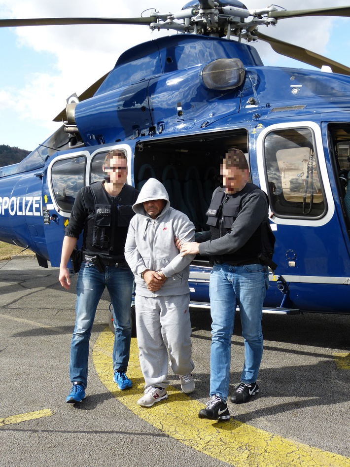 Bundespolizei nimmt mutmaßlichen Lkw-Schleuser in Mannheim fest