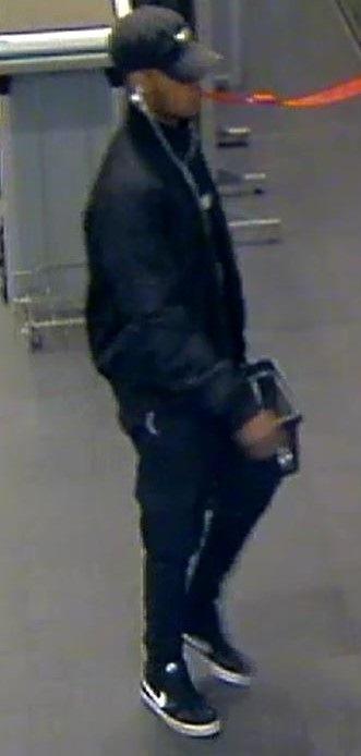 Handtasche geraubt – Polizei fahndet mit Foto.