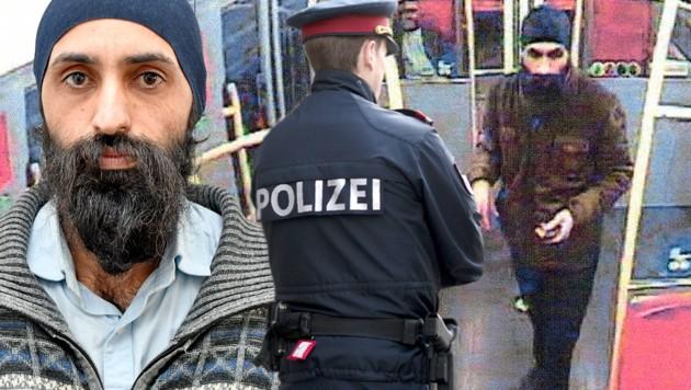 Sextäter gesteht zahlreiche Übergriffe in Wien