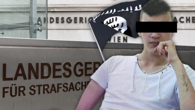 """Er war bis in die Zehenspitzen radikalisiert"""