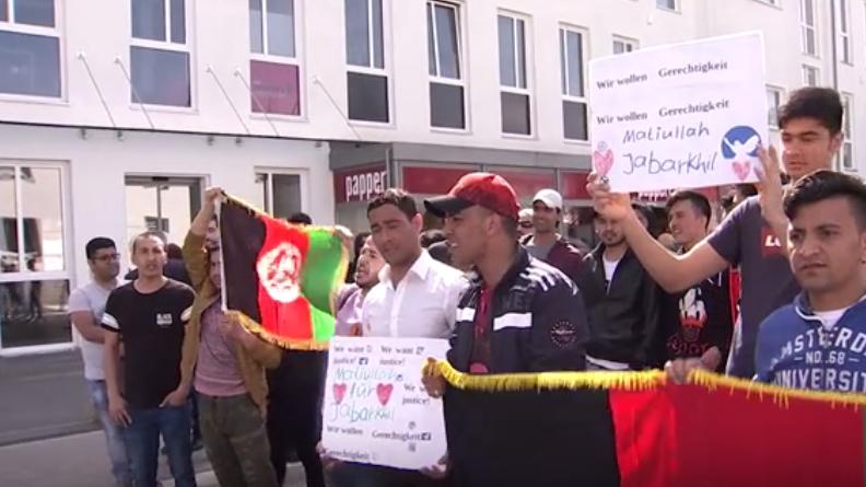 """""""Wir wollen Gerechtigkeit"""" – Demo und Protestzug gegen tödliche Polizeischüsse"""