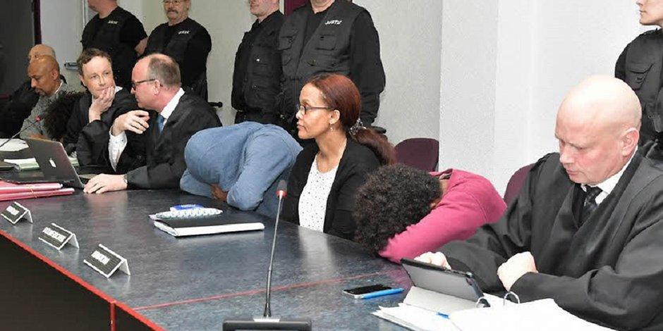 Gutachten bestätigt: Angeklagte aus Eritrea volljährig