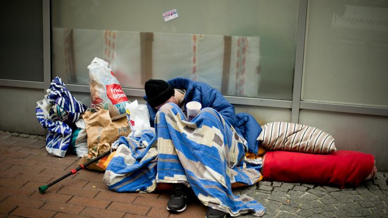 Neues aus den Unterklassen: Deutschlands Straßenkinder