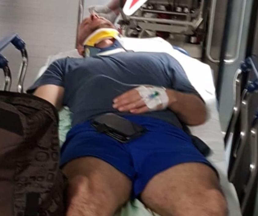 Wegen Klingeln mit Fahrradglocke: Vier Muskelprotze schlagen Familie ins Krankenhaus