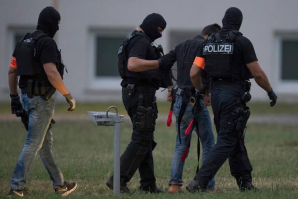 Durfte Ali Bashar gar nicht verhaftet und nach Deutschland gebracht werden?
