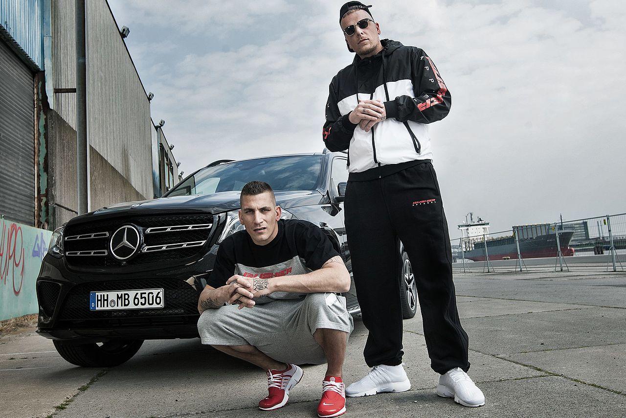 """""""Du kleine Fo***"""" – Hier rastet 187-Rapper Gzuz komplett aus"""