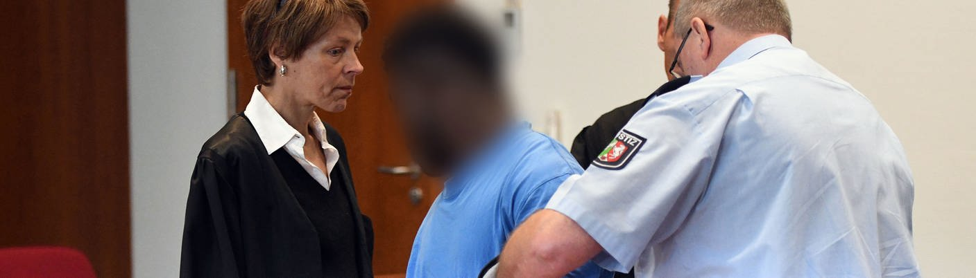 Vergewaltigung in Bonn: Urteil teils aufgehoben