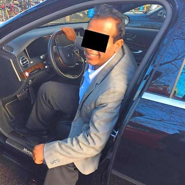 Taxifahrer N.K.* vergewaltigte 18-Jährige auf Rücksitz