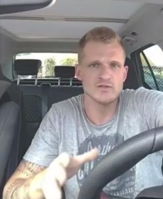 Chris 26 Jahre kommentiert die Vorfälle in Chemnitz