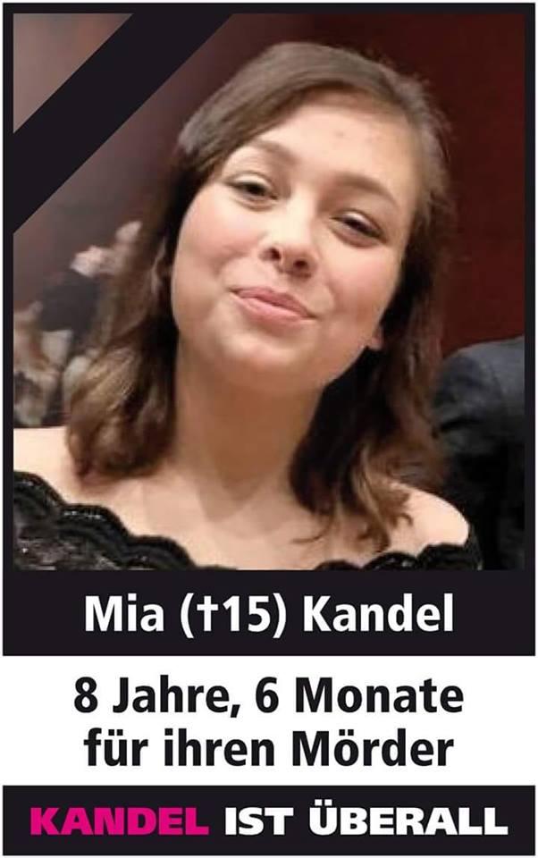 8 Jahre und 6 Monate für ihren Mörder