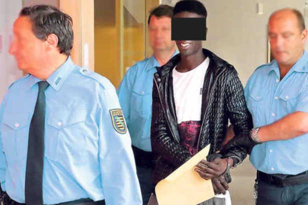 Kurz nach Knast-Urteil: King Abode wegen Raubes festgenommen
