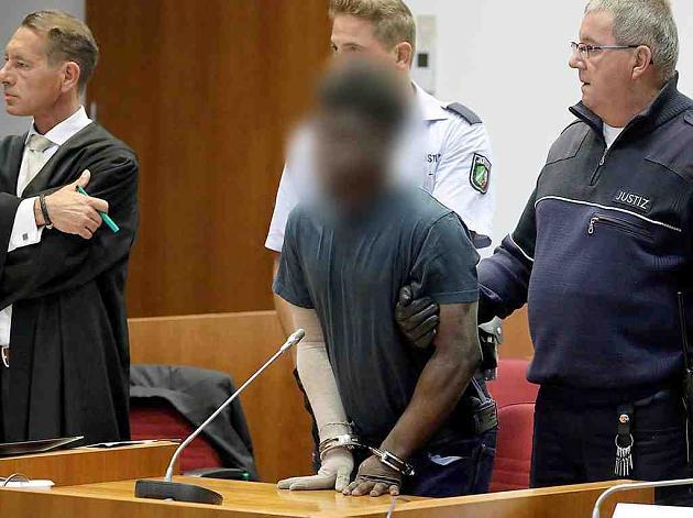Siegauer-Vergewaltiger Eric X. bekommt niedrigere Strafe