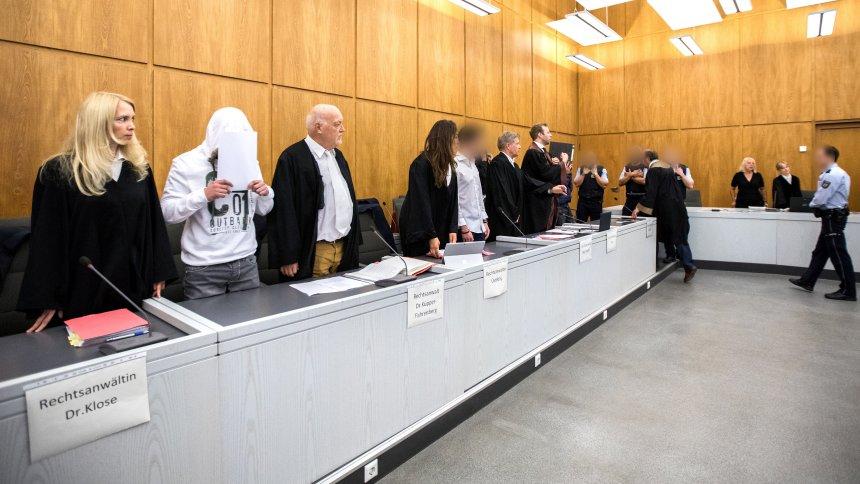 """Gruppenvergewaltigungen in NRW """"Scorpion"""" in Freiheit"""