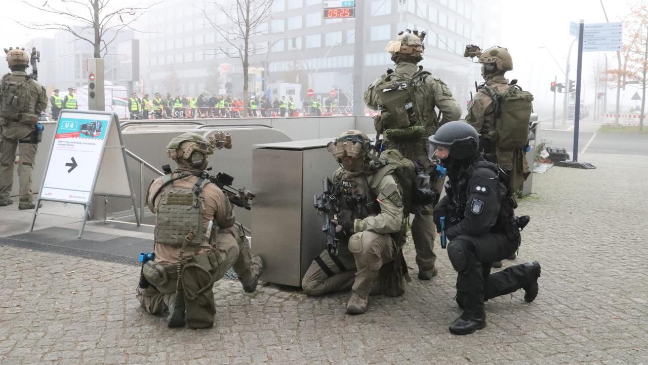 Hier übt Hamburg den Terror-Ernstfall