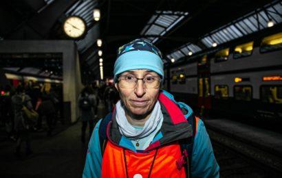 Blinde Erika Kälin (50) im Zug belästigt und bestohlen