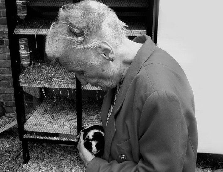 Raub zum Nachteil einer 81-Jährigen