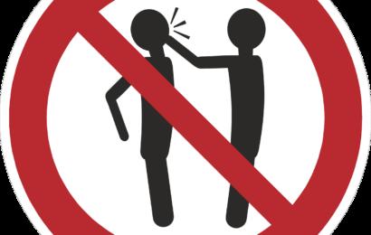 Belästigt und geschlagen