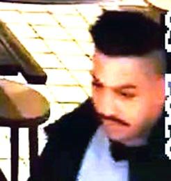 Einnahmen von Gaststätte gestohlen und zugeschlagen – Fahndungsfotos