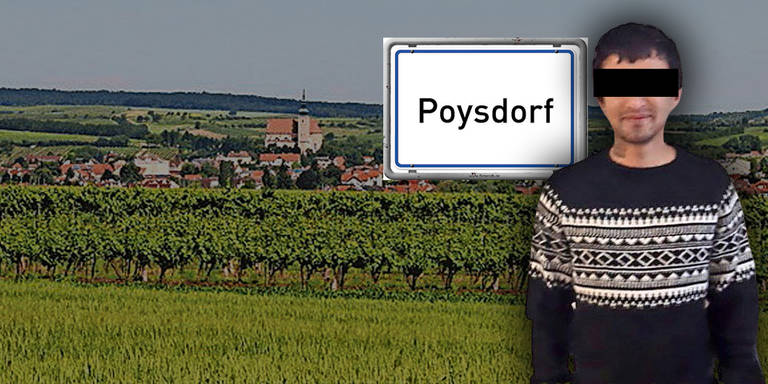 Justiz-Skandal um Vergewaltiger von Poysdorf
