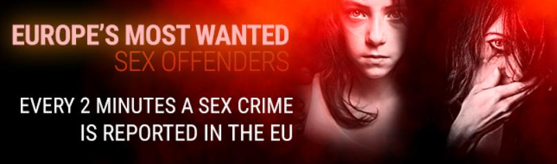 """EUROPE´S MOST WANTED FUGITIVES """" Die meist gesuchten Täter Europas"""""""