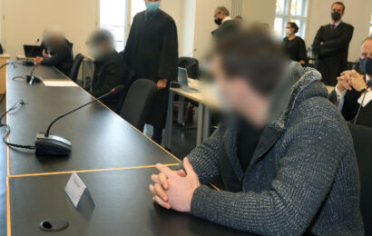 Prozessbeginn in Augsburg nach tödlicher Attacke auf Feuerwehrmann