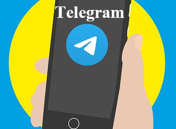 Jetzt auch bei Telegram