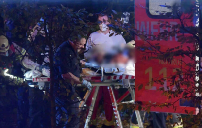 Junge (13) in Berliner Park erstochen Täter stellt sich der Polizei!