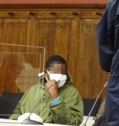 Landgericht Amberg schickt Vergewaltiger zehn Jahre hinter Gitter