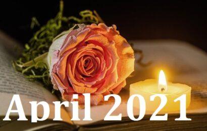 Pressemitteilungen vom April 2021